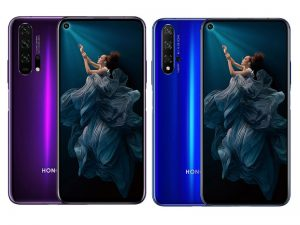 Honor 20 // Honor 20 Pro