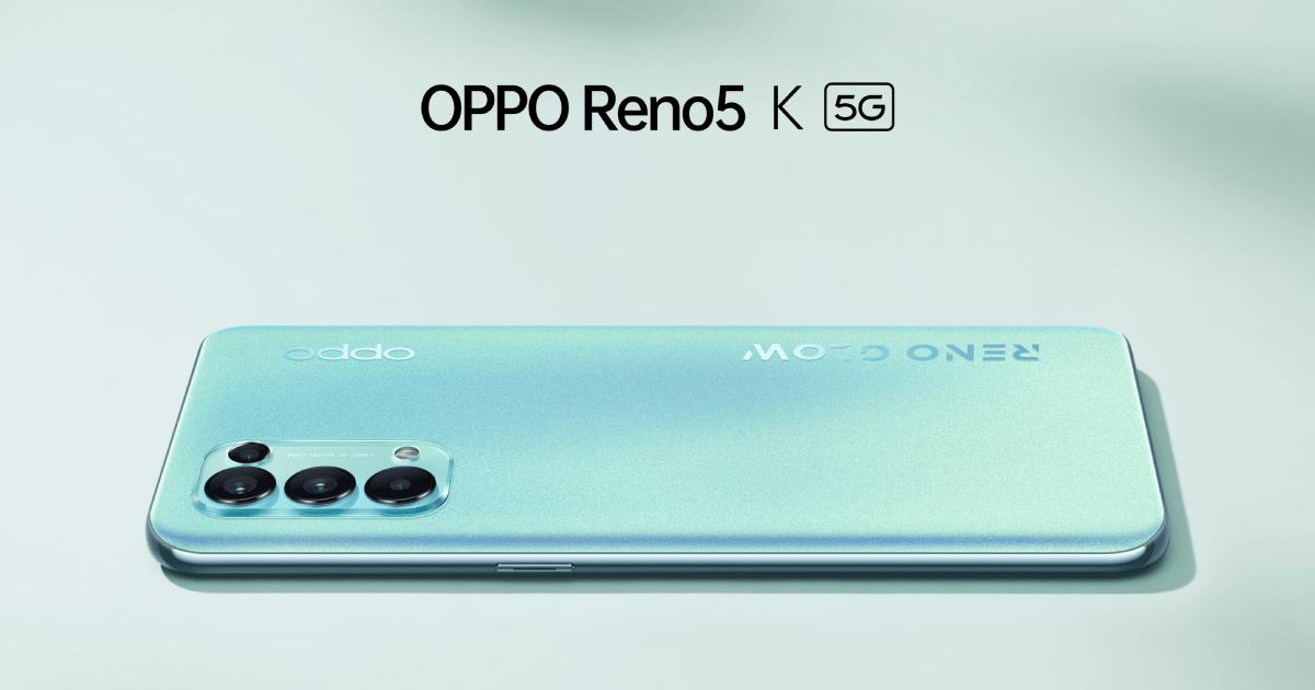 Oppo Reno5 K